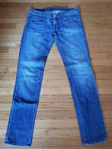 7 For All Mankind Straight/Skinny Jean